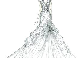 Design Your Own Dress Coloring Pages Design Your Own Dress Coloring