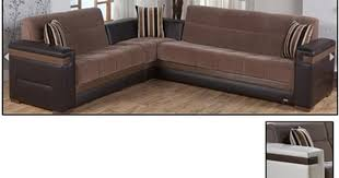moon sectional convertible sofa bed by