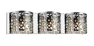 Chrome Bathroom Lighting Fixtures Awesome 48 Light Vanity Light With Chrome Finish 55486W48STR48 Lighting Depot