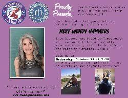 Octobers Speaker Series - Wendy Hammers | John Glenn High School