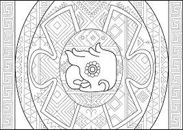 Aztec Patterns Best Decoration