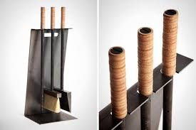 15 modern fireplace accessories that wonu0027t ruin your decor via brit co modern fireplace tools 514 fireplace