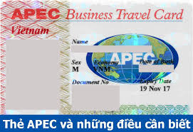 Apec Business Travel Card Cost Business Card