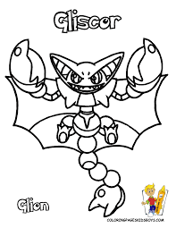 Small Picture Pokemon Coloring Pages Electivire With shimosokubiz