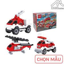 Đồ chơi xếp hình lắp ráp ghép hình ❤️Chọn nhiều chủ đề❤️ cho trẻ em bé trai  lego MãXepHinh1, giá chỉ 29,000đ! Mua ngay kẻo hết!