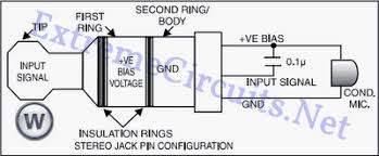 microphone for computer eeweb community circuit diagram