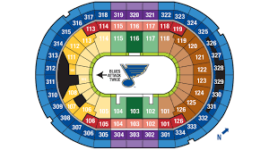St Louis Verizon Wireless Amphitheater Seating Chart 60 Problem Solving Scottrade Blues Seating