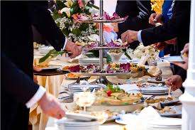Wedding Meal Planner Weddings With Style Magazine Reception Catering Articles