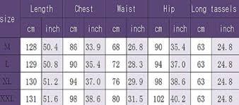 Crazy Tiffany Size Chart Norom
