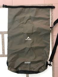 Nrs tuff sack rugged waterproof dry bag. Dry Bag 55l Travel Travel Essentials Outdoor Camping On Carousell