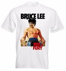 Fist of fury t shirt