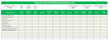 This allows the spreadsheet to better understand your data, which. Best Free Fleet Maintenance Spreadsheet Excel Fleet Service Logs