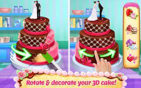 Cake Maker 3D - Bake, Design & Decorate ...