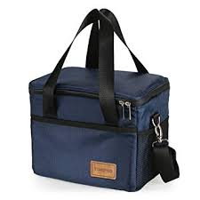 TOMSHOO Insulated Bag Large Capacity Insulated Lunch Bag ...