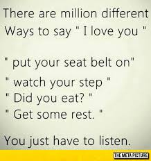 Quotes To Say I Love You Adorable Many Ways To Say 'I Love You' The Meta Picture