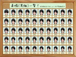 髪型表情の一覧に項目追加さらに改訂第4版 イルーナ