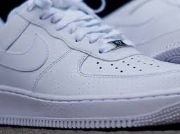 air force 1 all white low af1 white