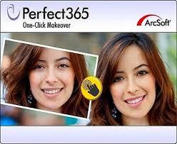 برنامج ArcSoft Perfect365 v1.1 لعمل مكياج للصور مع إزالة الشوائب وتنقيتها   التفعيل