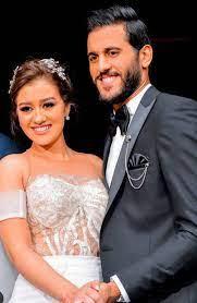 عيشـــها كــورة - مروان محسن وزوجته 💍