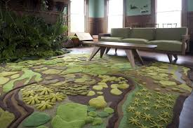 cool rugs that put the spotlight on the floor