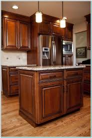 61 beautiful attractive top best stained kitchen cabinets ideas restaining wood cherry stain for blue colors black can you white paint or grey cabinet