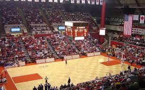 Rutgers Scarlet Knights Basketball Seating Chart Map