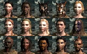 Skyrim Hair Style Mod esp expanded skyrim presets at skyrim nexus mods and munity 7364 by wearticles.com