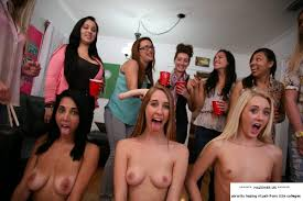 College sorority and nude