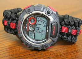 creative options for your paracord watch band