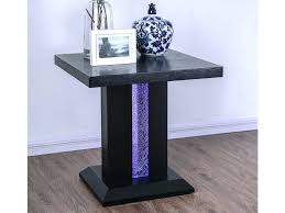 coffee tables with led lights led lights coffee table led lights end table high gloss black