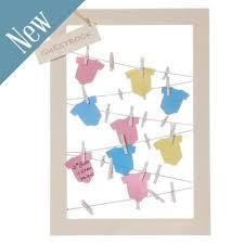 Baby Shower Message Book
