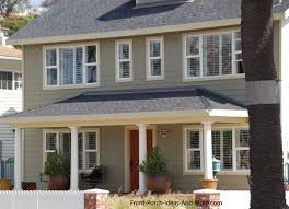 hip roof patio cover plans. Shingled Hip Roof Style Over Front Porch Patio Cover Plans S