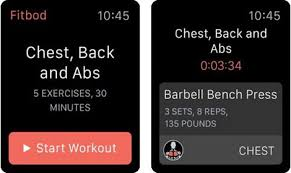 7 must see weightlifting apple watch apps