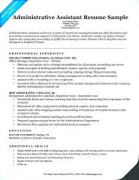 medical assistant skills and abilities office assistant skills resume sample resume administrative