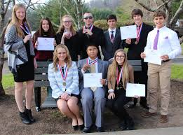 Fbla Members Attend Competition Tuscola High School