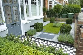Landscape Design Ideas Landscape Design For Small Spaces Brick Fence White  Pebbles Decorating Landscape Design Ideas