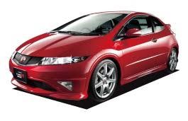 Honda Civic Wheel Size Chart Honda Civic Type R 2006 Wheel Tire Sizes Pcd Offset