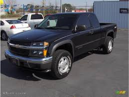 Colorado black chevy colorado : 2004 Black Chevrolet Colorado LS Extended Cab 4x4 #5430966 ...