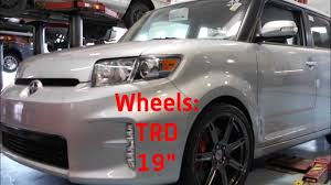 Scion xB Custom TRD Build at Country Hills Toyota Scion - YouTube