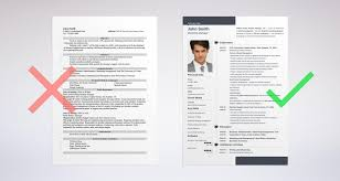 Cv Vs Resume Examples CV Vs Resume What Is The Difference When To Use Which Examples 4