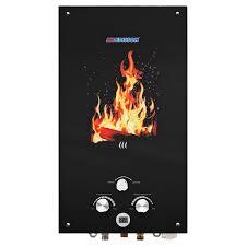 <b>Газовый водонагреватель EDISSON F</b> 20 GD (Костер)