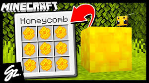 Honeycomb Block?! - Minecraft 1.14 ...