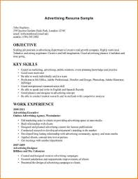 sample of one page resume create page resume examples templates one cv sample doc great