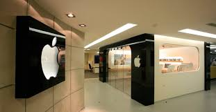 apple office design. Apple Inc. Is An American Multinational Corporation Headquartered In Cupertino, California, That Designs, Develops, And Sells Consumer Electronics, Office Design