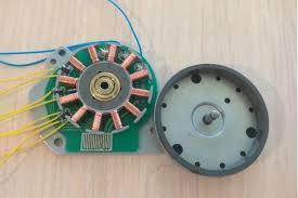 3 phase brushless dc motor control hall sensors