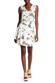 A L C Hadley Silk Dress Nordstrom Rack