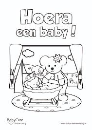 Kleurplaten Hoera Een Baby Babycare Voor De Beste Kraamzorg