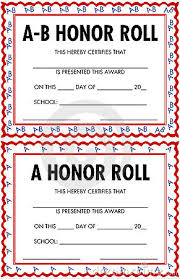 28 Collection Of A B Honor Roll Clipart High Quality Free