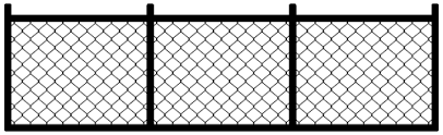 chain link fence vector. ChainLink Chain Link Fence Vector