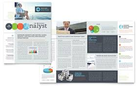 sample company newsletter business analyst newsletter template design